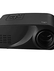 cheap -X6 LCD Mini Projector HVGA (480x320)ProjectorsLED 80