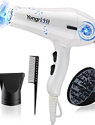 cheap -YR-6217JSX Electric Hair Dryer Styling Tools Low Noise Hair Salon Hot/Cold Wind