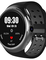 LEMFO LES Multifunction Smart Bracelet / Smart Watch / Bluetooth 4.0 MTK6580 1.3GHz Quad-core 1GB / 16GB Smart Watch Phone with Wifi / Sim / GPS