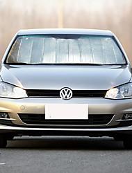 economico -Settore automobilistico Parasole e Visiere per auto Visiere auto Per Volkswagen Tutti gli anni Golf 6 Alluminio