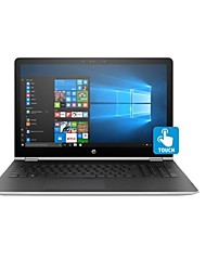 "HP Laptop 15,6"" Intel i5 Dual Core 4GB RAM 256GB SSD Festplatte Microsoft Windows 10 AMD R7 2GB"