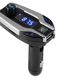 cheap -Bluetooth Car X7 Kit Handsfree FM Transmitter Radio MP3 Player USB Charger SD TF MMC LCD Remote