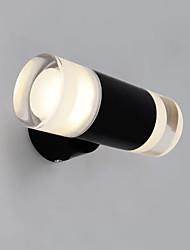 abordables -Luz Ambiente 3 LED Integrado Cristal Simple Moderno/Contemporáneo Pintura Para
