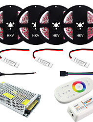 cheap -200W Light Sets - DC12 AC 110-220 20m 1200 leds RGB