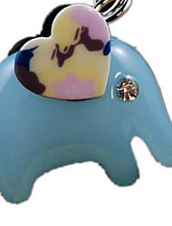 economico -Anello portachiavi Giocattoli Novità Elefante Con animale Unisex Pezzi
