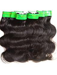 cheap -wholesale cheap indian remy human hair body wave 1kg 20bundles lot 7a indian virgin hair extensions weaves natural black color 50g/bundle