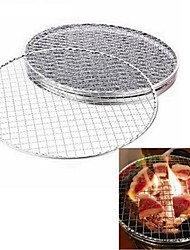 cheap -1Pcs BBQ Barbecue Grill Stainless Steel Replacement Mesh Wire Net Outdoor Cook Picnic