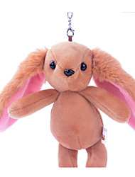 cheap -Key Chain Rabbit Cotton Unisex Kid's Gift