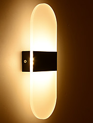 cheap -16 LED Integrated Simple Novelty Country Feature for LED Mini Style,Ambient Light Wall Sconces Wall Light