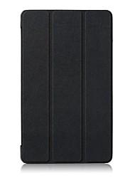preiswerte -PU ledertasche für samsung tab a 8,0 2017 tab a2 s t380 t385 mit bildschirm film