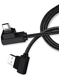 Недорогие -tafiq usb 2.0 connect cable usb 2.0 to usb 2.0 type c connect cable male - male 1.5m (5ft)