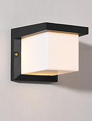 preiswerte -Einfach LED Wandlampen Für Metall Wandleuchte 110-120V 220-240V 5W