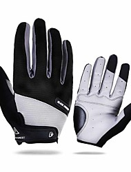 cheap -Sports Gloves Winter Gloves Bike Gloves / Cycling Gloves Keep Warm Full-finger Gloves Lycra Spandex Cycling / Bike Unisex