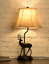 60 Animal Table Lamp , Feature for Novelty , with Painting Use On/Off Switch Switch