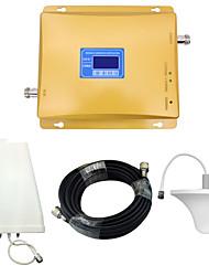 сигнал тревоги мобильного телефона cdma 850mhz 800mhz dcs 4g 1800mhz сигнал повторителя с потолочной антенной / журналом периодической
