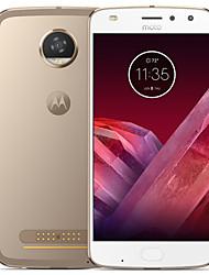 Недорогие -MOTO Z2 Play 5.5 дюймовый / 5.1-5.5 дюймовый дюймовый 4G смартфоны (4GB + 64Гб 12 mp Qualcomm Snapdragon 626 3000mAh мАч) / 1920*1080 / Да / Octa Core / FDD (B1 2100MHz) / FDD (B3 1800MHz)