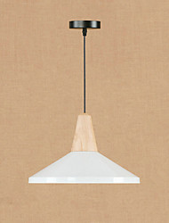 cheap -Country Bowl Modern/Contemporary Pendant Light For Study Room/Office Hallway Shops/Cafes AC 110-120 AC 220-240V Bulb Not Included