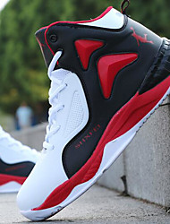 Men's Shoes Fall Comfort Basketball Shoes for Casual Black Red Blue