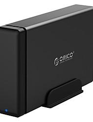 abordables -ORICO Recinto del disco duro Gran venta Nueva llegada Plásticos Aleación de aluminio Tipo C