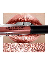 Lip Gloss Shimmer Single Waterproof