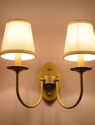 economico -220-240V E14 Stile Tiffany Rustico/campestre Antico Semplice LED Vintage Moderno/Contemporaneo Retrò Tradizionale/Classico Paese Rame
