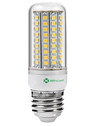 cheap -SENCART 5W 3000-3500/6500-7500lm E14 / G9 / GU10 LED Corn Lights Recessed Retrofit 102 LED Beads SMD 2835 Waterproof / Decorative Warm