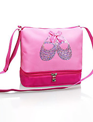 Danse classique Fille Spectacle Polyester Strass Sac