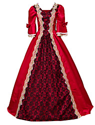 Steampunk®Civil War Southern Belle Ball Gown Dress Reenactment Clothing Medieval Marie Antoinette Princess Costume