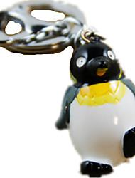 economico -Anello portachiavi Giocattoli Novità Pinguino Con animale Unisex Pezzi