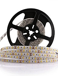 abordables -5m Ensemble de Luminaires 300 LED 5630 SMD Blanc Chaud / Blanc Découpable / Imperméable / Décorative 12 V 1set / IP65 / Connectible / Auto-Adhésives