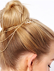 cheap -Women's Alloy Head Chain,Vintage Style Spring/Fall Summer