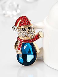 Недорогие -ювелирные изделия с бриллиантами для рождественских подарков