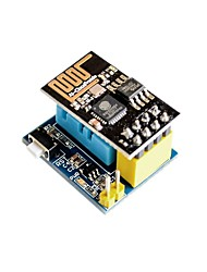 ESP8266 Esp-01 Esp-01s DHT11 Temperature Humidity WiFi Node Module Contains Wireless Module