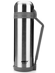 Tutti i giorni All'aperto Articoli per bevande, 1800 Acciaio inossidabile Tè Acqua Vaso e bollitore acqua