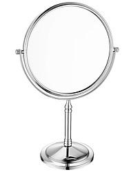 Зеркало Современный Нержавеющая сталь 37cm 20cm 20 Зеркало Крепеж на поверхности