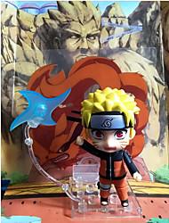 preiswerte -Anime Action-Figuren Inspiriert von Naruto Naruto Uzumaki 10 CM Modell Spielzeug Puppe Spielzeug