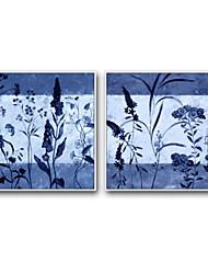 economico -Botanica Cartoni animati Pitture ad olio con cornice Decorazioni da parete,Acciaio Materiale con cornice For Decorazioni per la casa