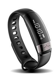 M6 bluetooth sport heart rate faixa inteligente com monitor de pressão sanguínea ip67 pulseira de pulseira impermeável para ios android
