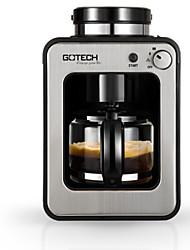 Недорогие -Кухня Нержавеющая сталь Кофе-машина