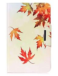 economico -Portafoglio con portafoglio con carta da parati con custodia in cuoio magnetico per cuffie per la scheda galassia di Samsung 10.1 t580n