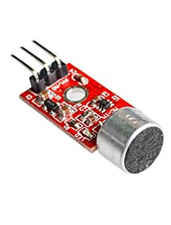 Недорогие -Модуль микрофонного усилителя mic max9812