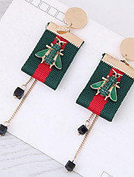 cheap -Women's Drop Earrings Fashion Cloth Alloy Animal Shape Jewelry For Daily