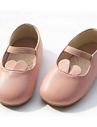 economico -Da ragazza Scarpe PU sintetico Primavera Autunno Comoda Scarpe da cerimonia per bambine Sneakers Per Casual Nero Verde militare Rosa