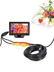 5V AV Endoscope Camera Mini Camera Waterproof IP66 10mm Lens 5m Inspection Borescope Snake Pipe Cam Night Vision
