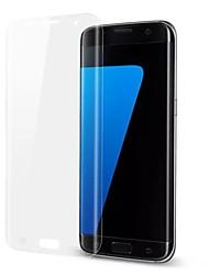 abordables -Protector de pantalla para Samsung Galaxy S7 edge Vidrio Templado 1 pieza Borde Curvado 3D