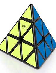 Rubik's Cube 153 Smooth Speed Cube Alien Transparent Sticker Office Desk Toys Stress and Anxiety Relief Anti-pop Adjustable spring Magic