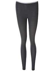 cheap -Women's Solid Color Legging Solid Colored High