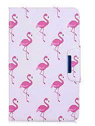 держатель карты с мраморным рисунком с подставкой с флип-магнитной сумкой из полиуретана с карманом для планшета для Samsung Galaxy Tab