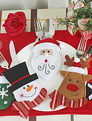 cheap -1pc Houses Holiday Storage Bag Sleeve Ornaments Holiday, Holiday Decorations Holiday Ornaments