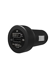 cheap -Original Xiaomi Yi 5V 3.4A Single USB Car Charger 12 - 24 V Intelligent for DVR Camera Phone PDA